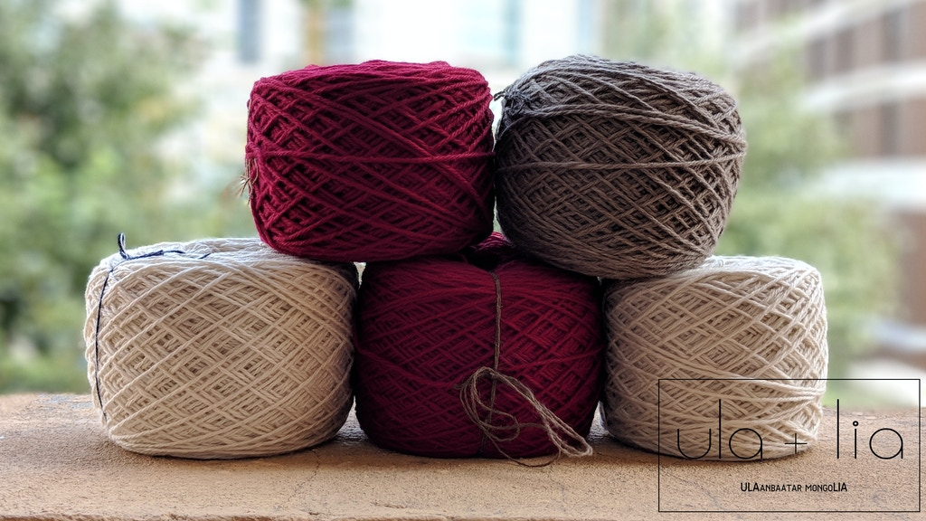 Herders to Home - Luxury Mongolian Yarn and Fiber project video thumbnail