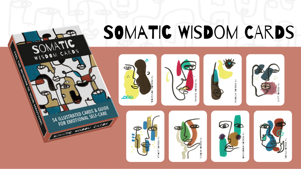Somatic Wisdom Cards: 54-Cards to Connect with your Emotions project video thumbnail