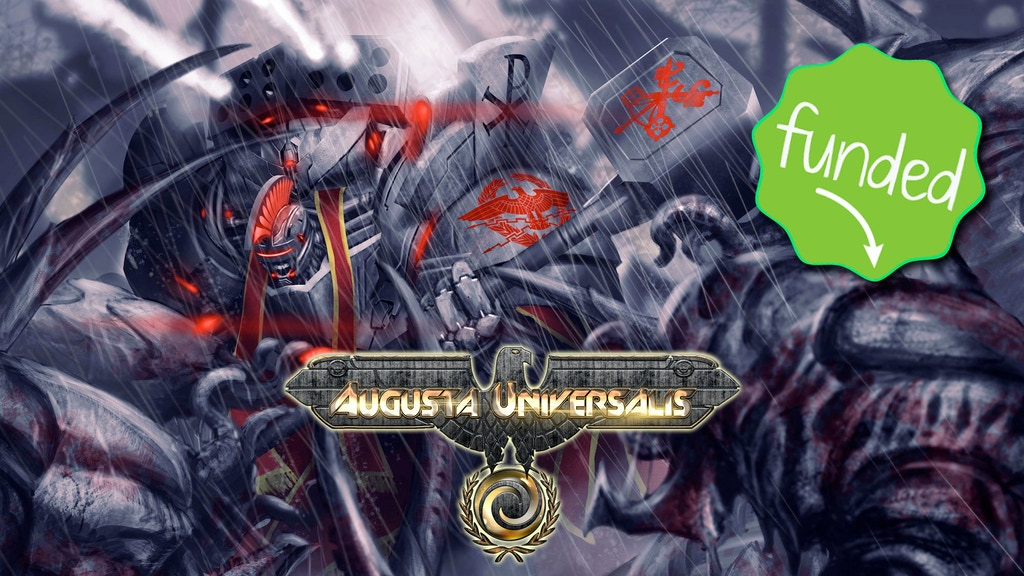 Augusta Universalis RPG project video thumbnail