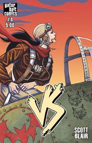 COMIC REWARD #1 - BARE BONES Cover A