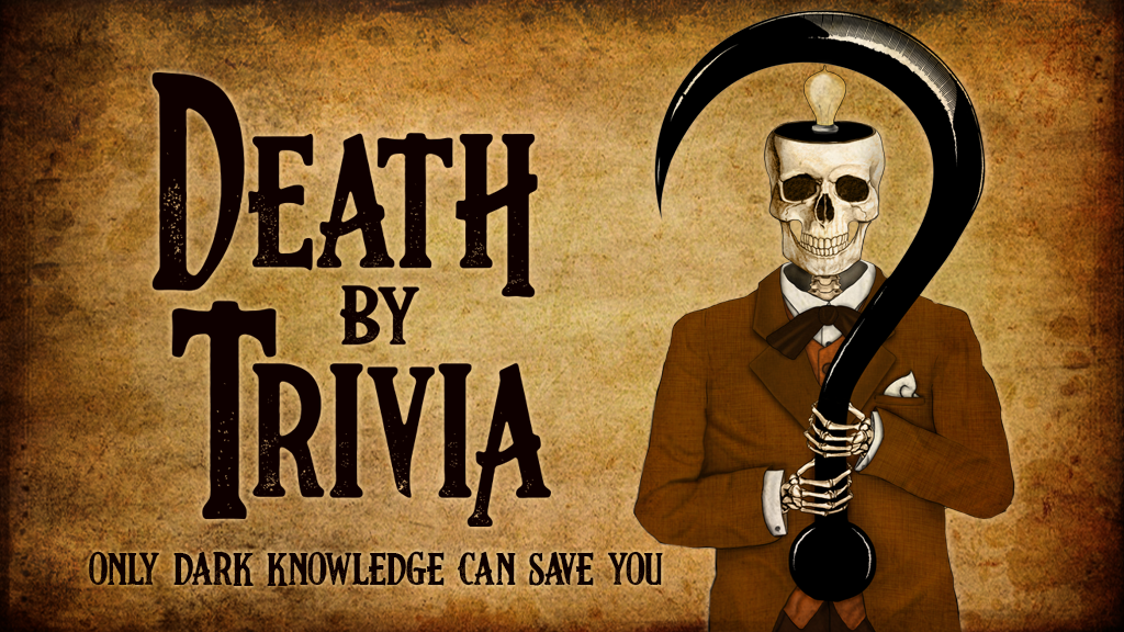 Death by Trivia: A Morbid Party Game project video thumbnail