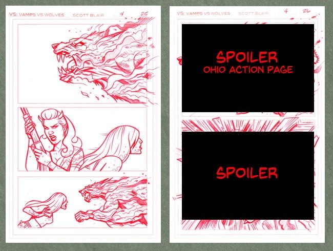 VS #4 ORIGINAL PAGES 25, & 26