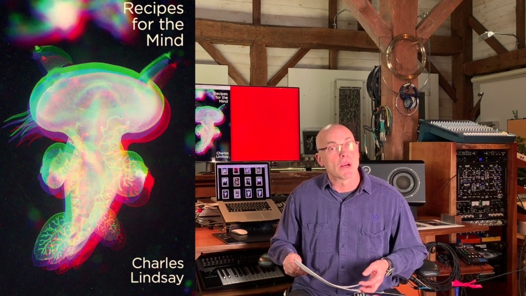 Recipes for the Mind project video thumbnail