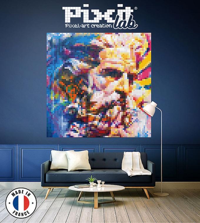 Pixitlab Lunivers Du Pixel Art à La Portée De Tous By