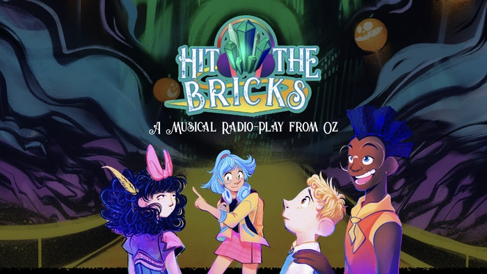 Hit the Bricks is an audio drama set in the world of the Oz books by L Frank Baum 100 years after Dorothy's adventures.