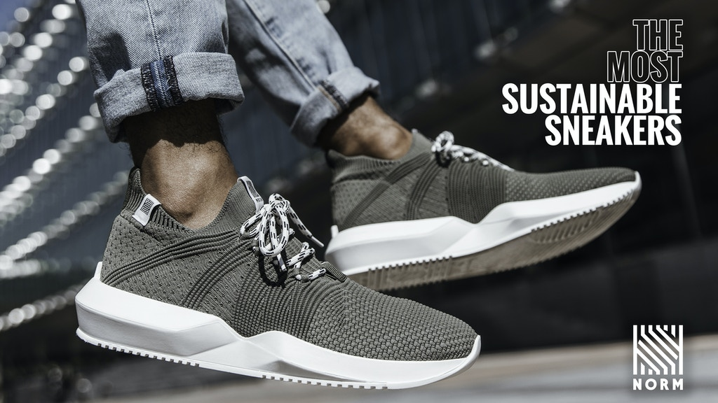 Norm - The Most Sustainable Sneakers project video thumbnail