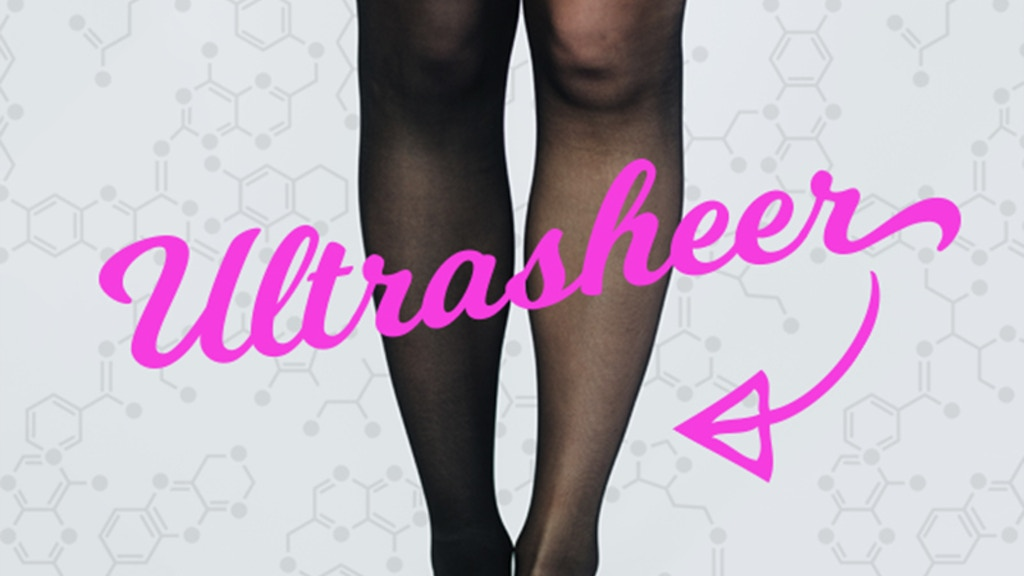 Hosiery x Shapewear: Ultra Strong Ultra Shaping Ultrasheers project video thumbnail