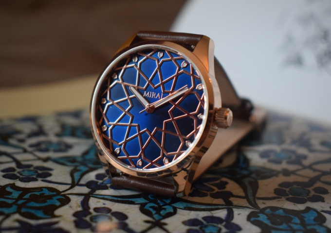 Limited Edition - Midnight Blue Men's Alhambra Watch