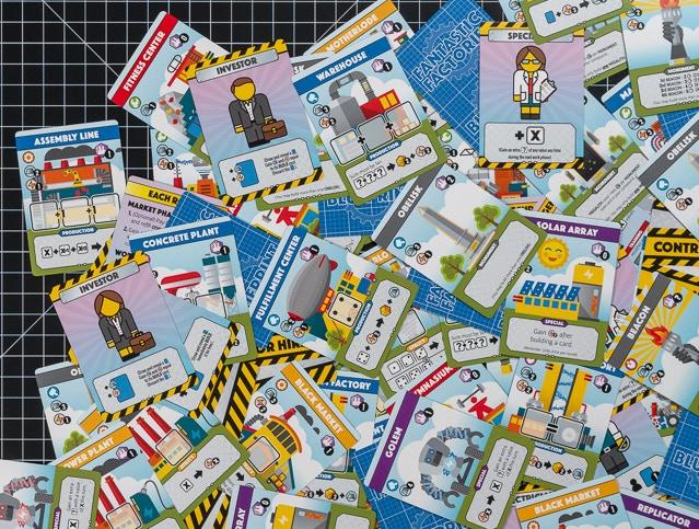 Various cards