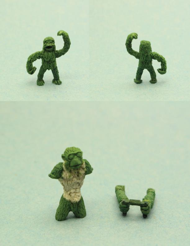 Familiar & Tank Commander