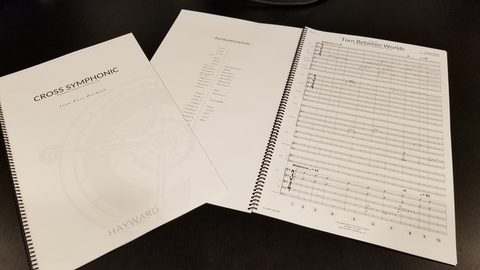 Study scores are only available through the Cross Symphonic Kickstarter campaign