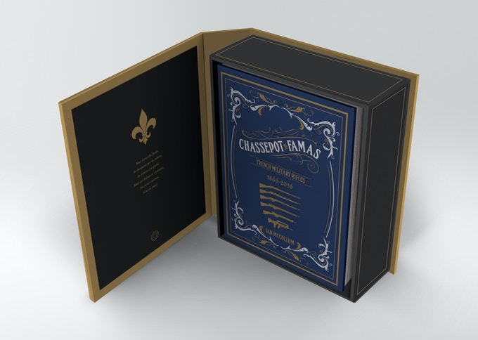 Collector's Limited Edition in Clamshell Presentation Case