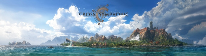 Cross Symphonic: Cover Poster - Physical Print: 38 X 11.5