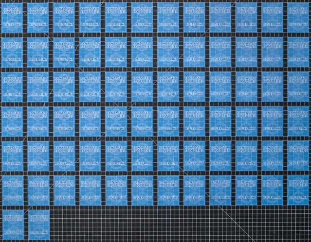 Blueprint Cards Backs