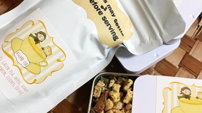 Bag vs Tin Packaging