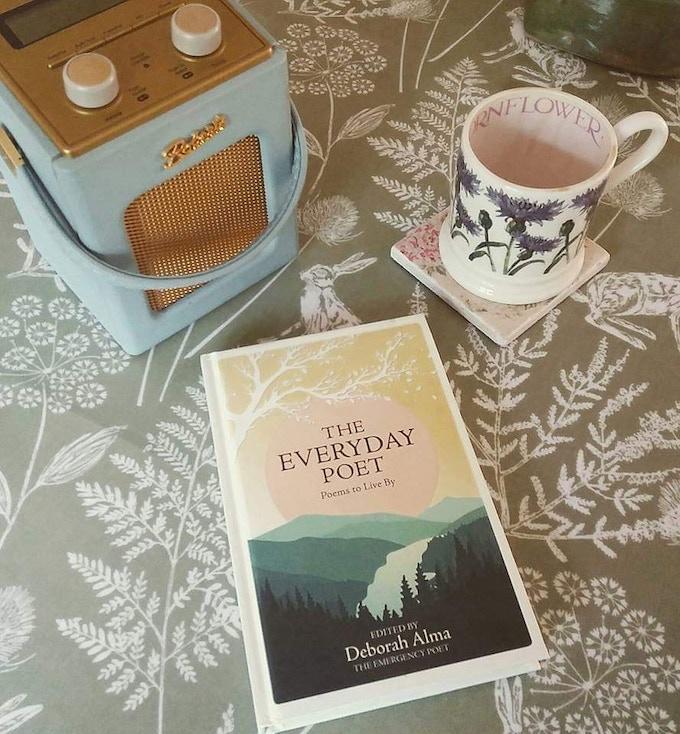 The Everyday Poet anthology- one of the rewards