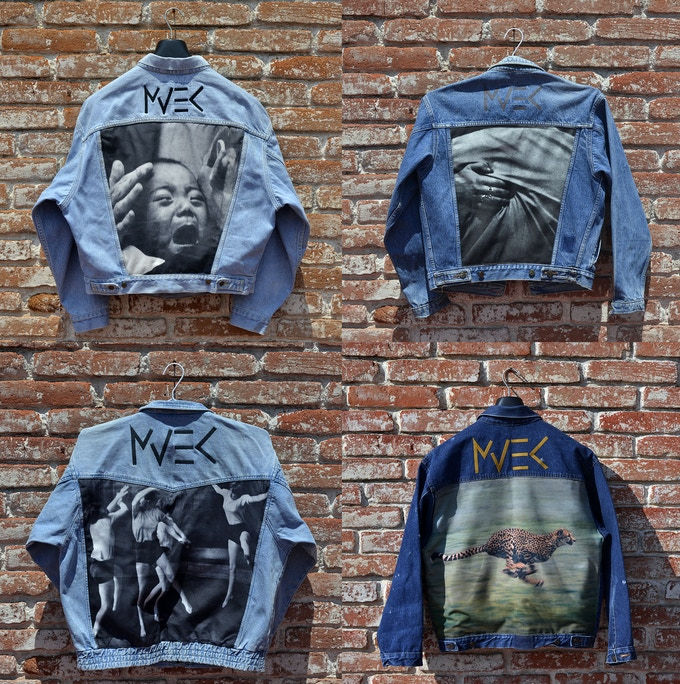 MVEC jacket photography
