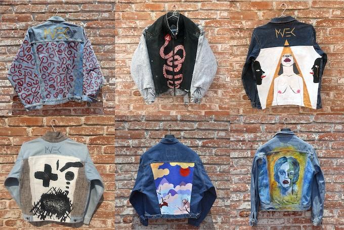 MVEC jacket artist