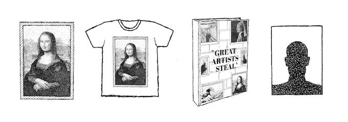 Prints, T-Shirts, Art Books & Custom Portraits