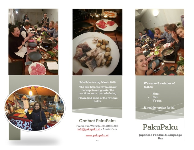 PakuPaku Tasting and reviews