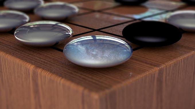 AlphaGo Zero by DeepMind