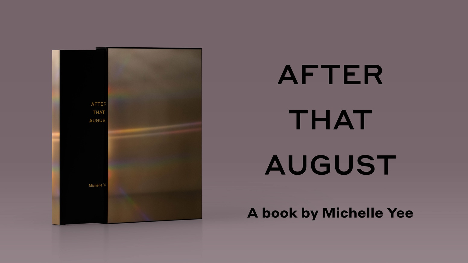 The story of one woman's journey to love after a divorce presented in a 150-page hand-finished artist's book.