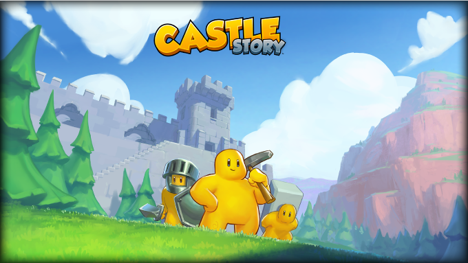 Castle Story Box Art by Louis Sciannamblo