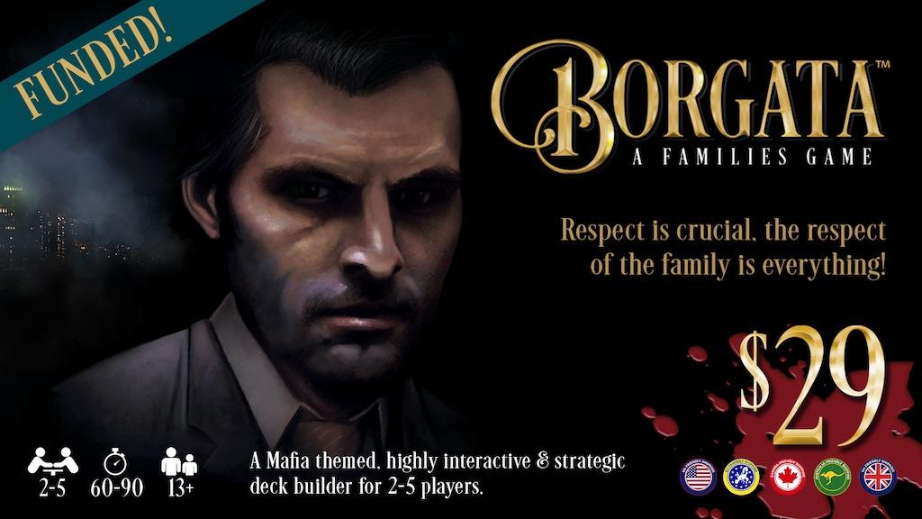 Borgata, A Families Game project video thumbnail