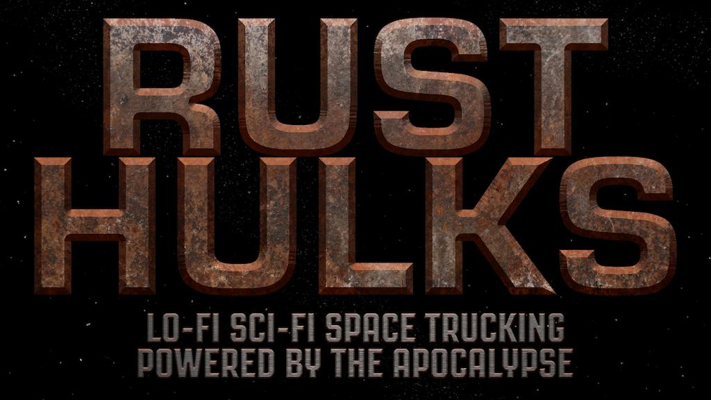 Rust Hulks project video thumbnail