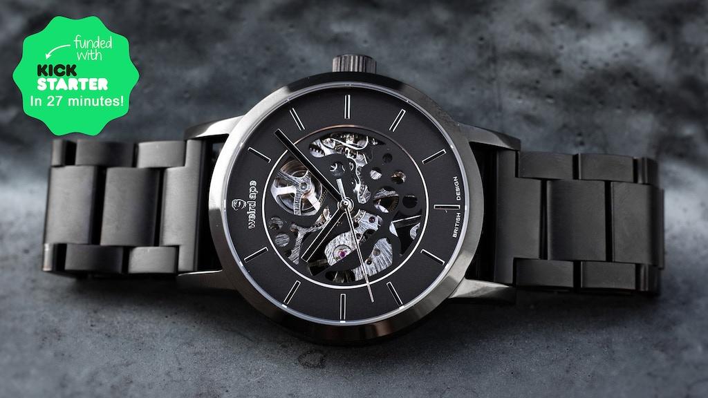 The Mechanical Watch, Reinvented - Weird Ape project video thumbnail