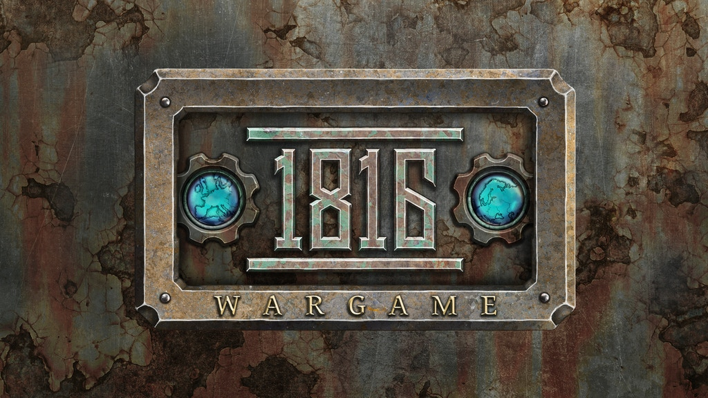 1816 wargame: Eternal Winter project video thumbnail