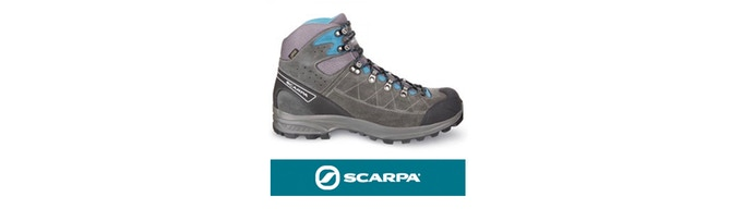 """Feet Treat"" award, the Kailash Trek GTX from SCARPA"