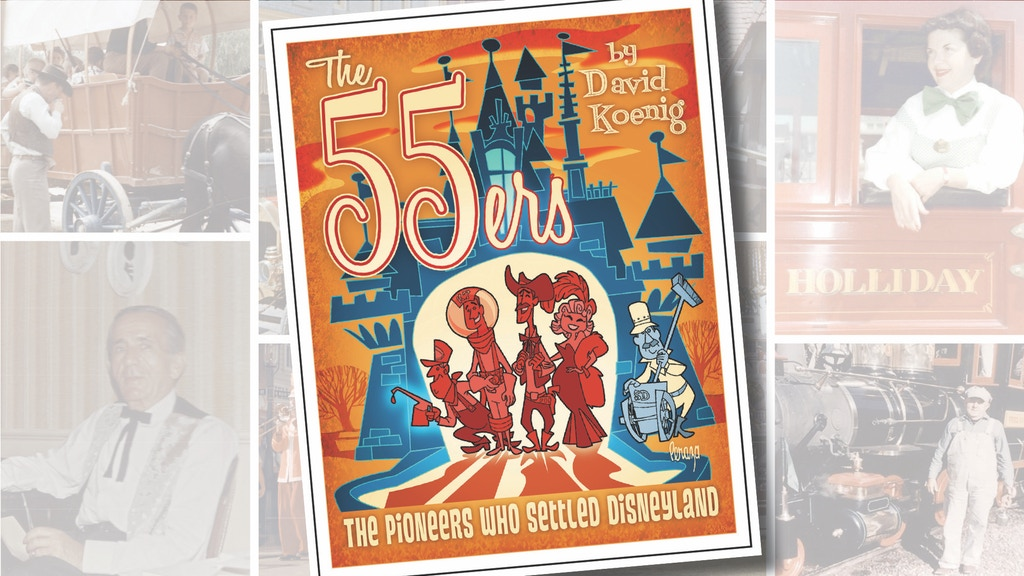 The 55ers: The Pioneers Who Settled Disneyland project video thumbnail