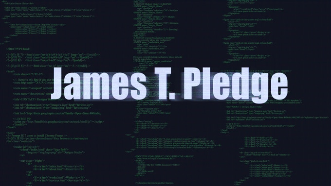 Pledge Video on our Website ($10 or more)