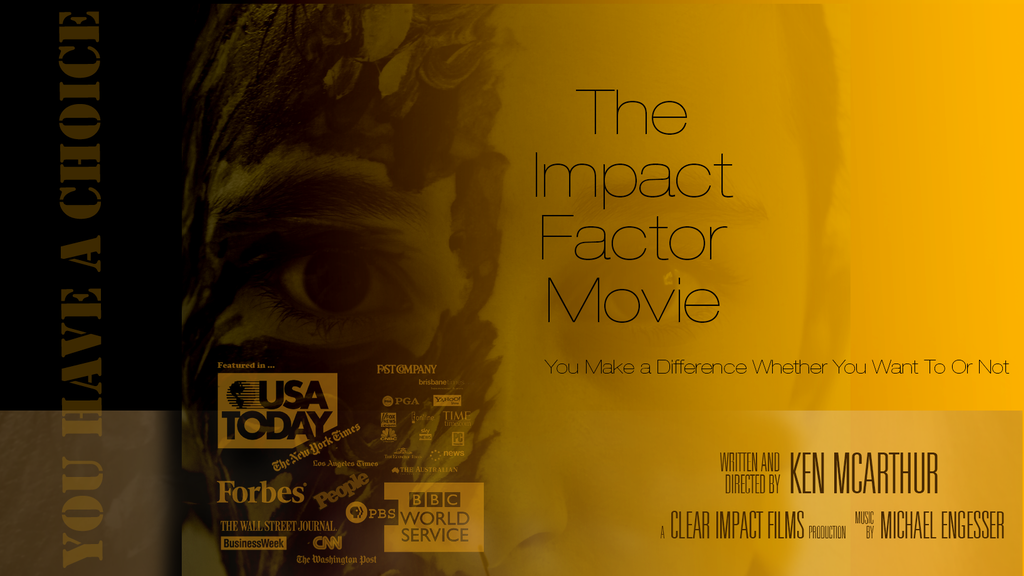 The Impact Factor Movie: A Feature Narrative Drama project video thumbnail