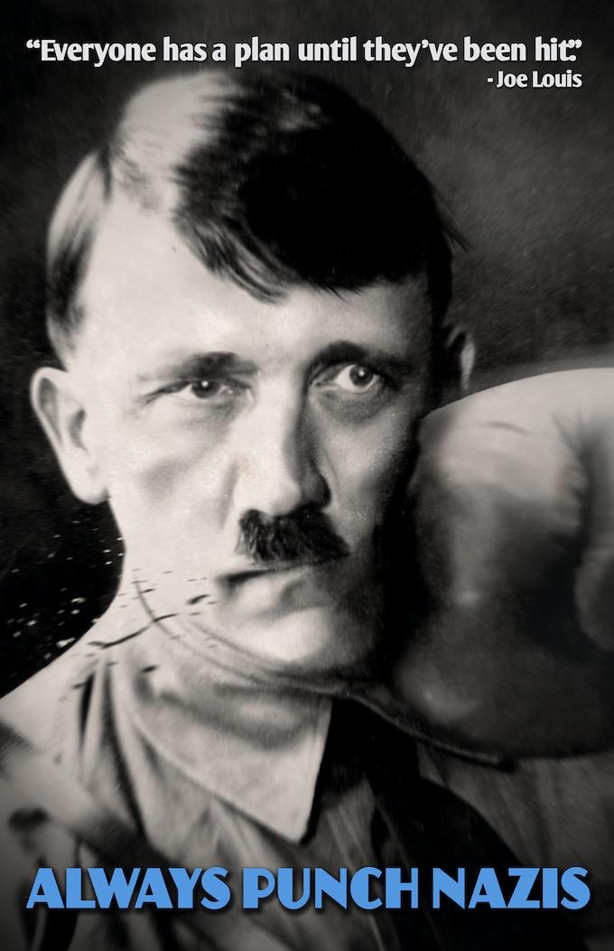 Always Punch Hitler