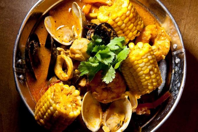 Mariscada (Seafood Stew)