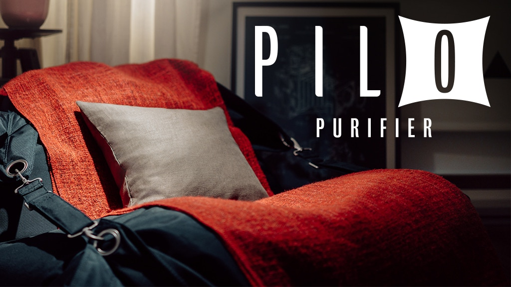 PILO Purifier - The Super Pillow project video thumbnail