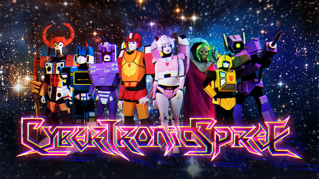 Transformers 1986 by The Cybertronic Spree — Kickstarter
