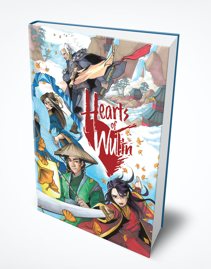 Hearts of Wulin by The Gauntlet Gaming Community — Kickstarter