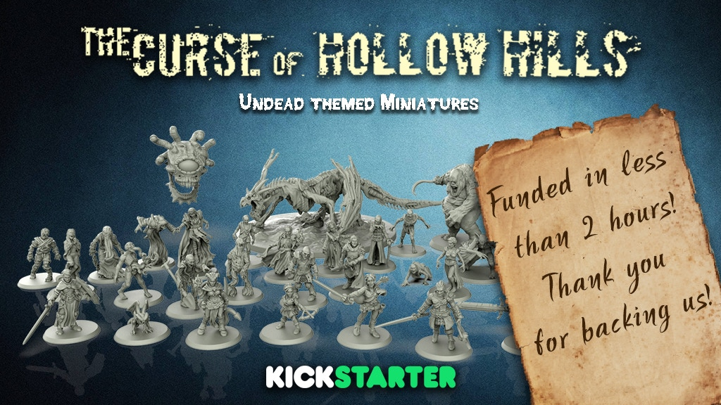 The Curse of Hollow Hills project video thumbnail