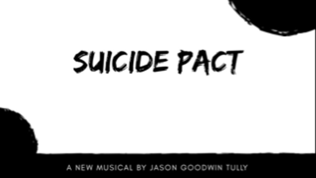 Suicide Pact (Edinburgh Fringe) by Ronan Radin » An