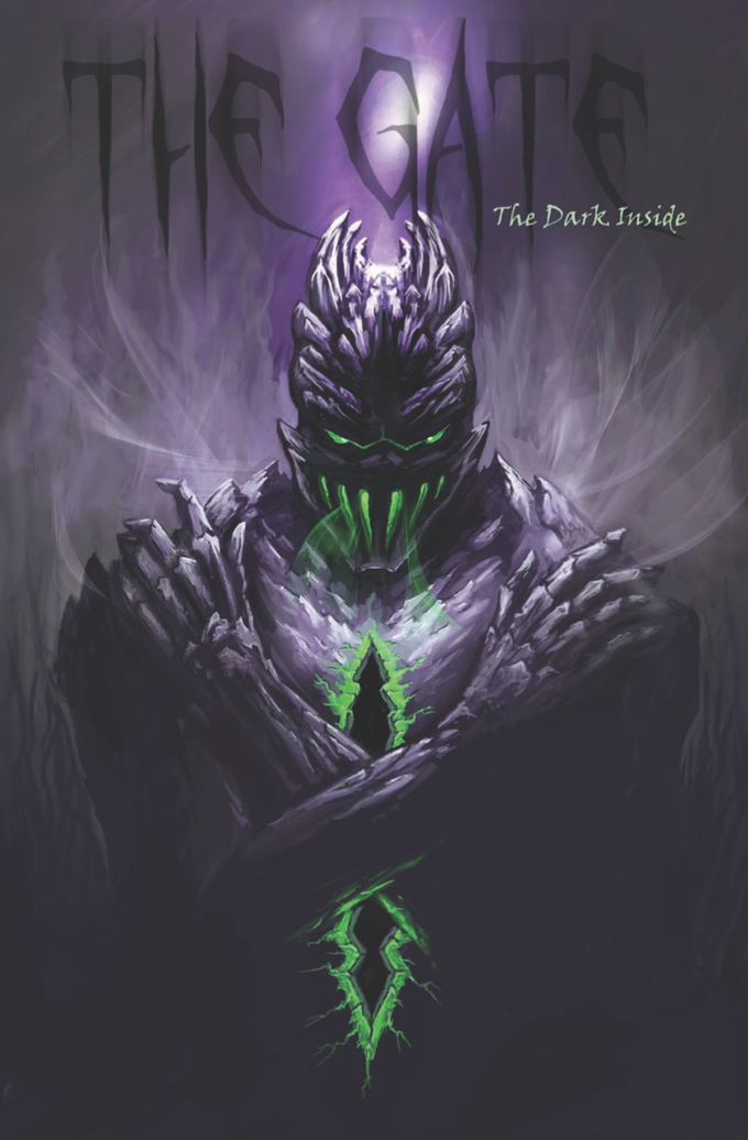 The Gate Comic Book