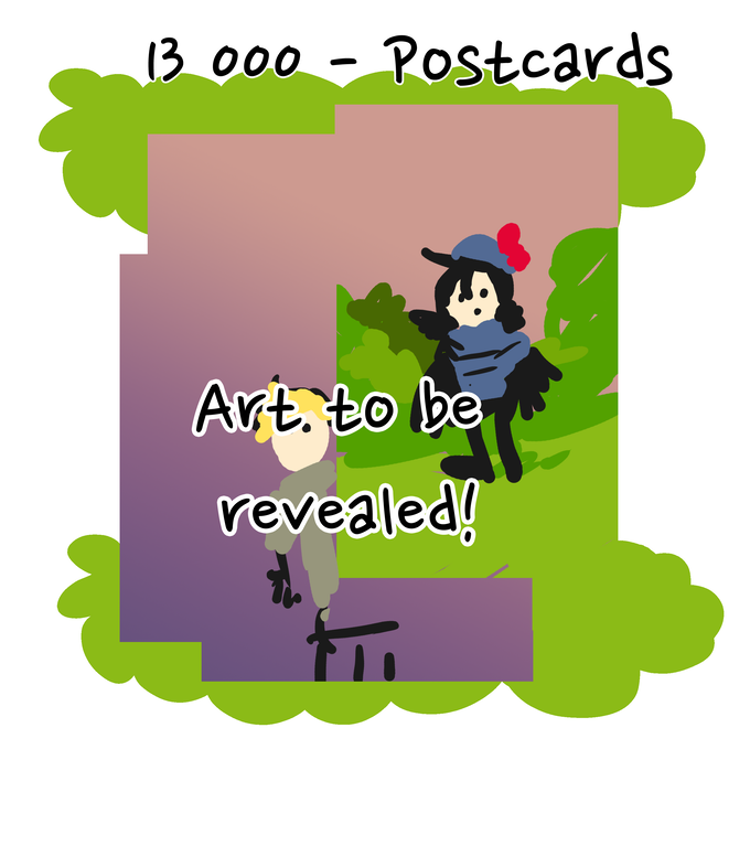 Art to be revealed later