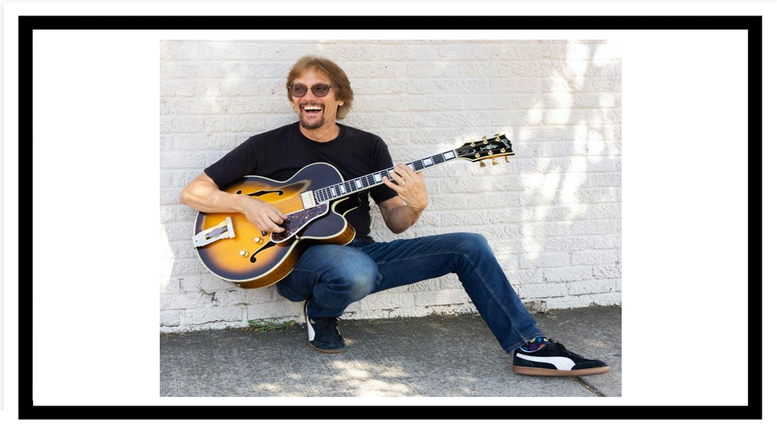 """Guitarist Mike Pachelli's new CD - """"High Standards"""" - featuring Danny Gottlieb on drums and Tony Levin on bass!"""