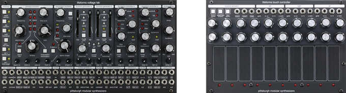 Voltage Research Laboratory Organic Modular Synthesizer by