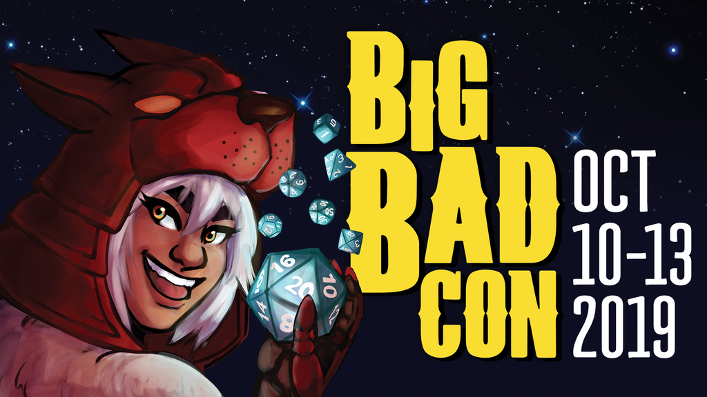 Big Bad Con 2019 project video thumbnail