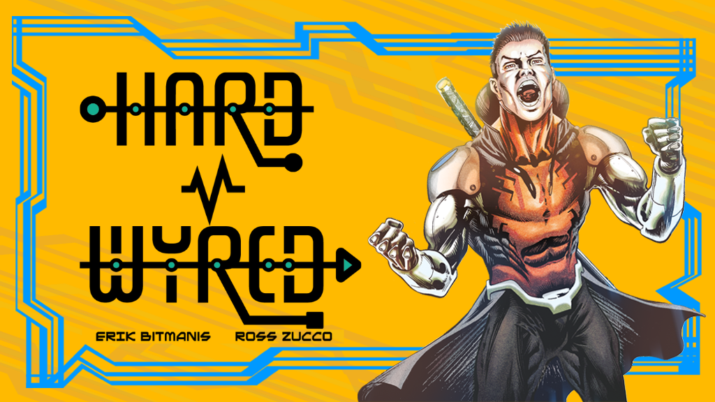 Hard Wyred: Complete Series - Sci-fi/Cyberpunk Action project video thumbnail