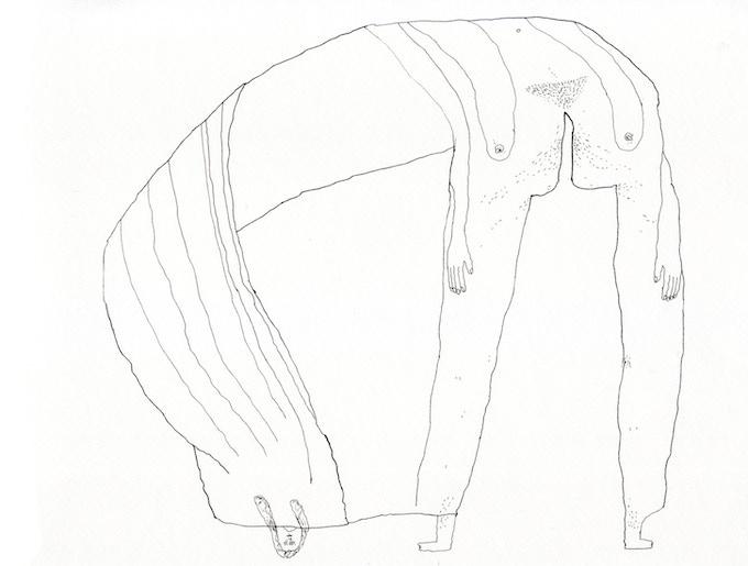 Tegning nr. 1