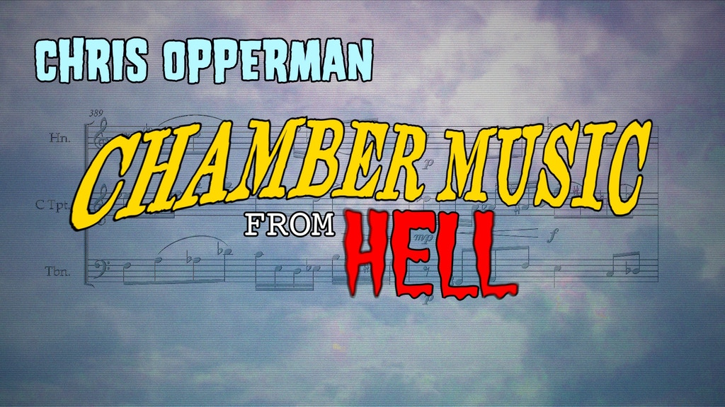 Chamber Music from Hell project video thumbnail